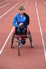 #trainingtogether with repeated winner and prize winner of the Russian championships in Para Athletics among PI Athletes Darya Ivanova
