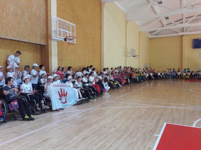 Спортсмены сборной Республики Татарстан выиграли командный зачет первого этапа Кубка России по бочча