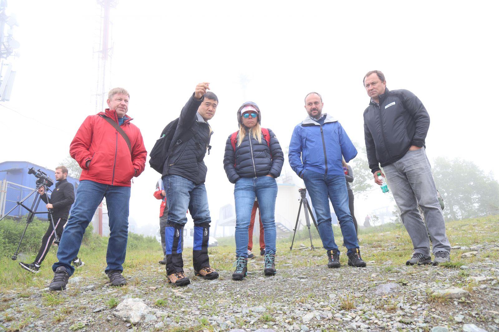 В Южно-Сахалинске представители МПК провели инспекционный визит по вопросу организации и проведения в 2020 году Кубка мира по горнолыжному спорту лиц с поражением ОДА и спорта слепых