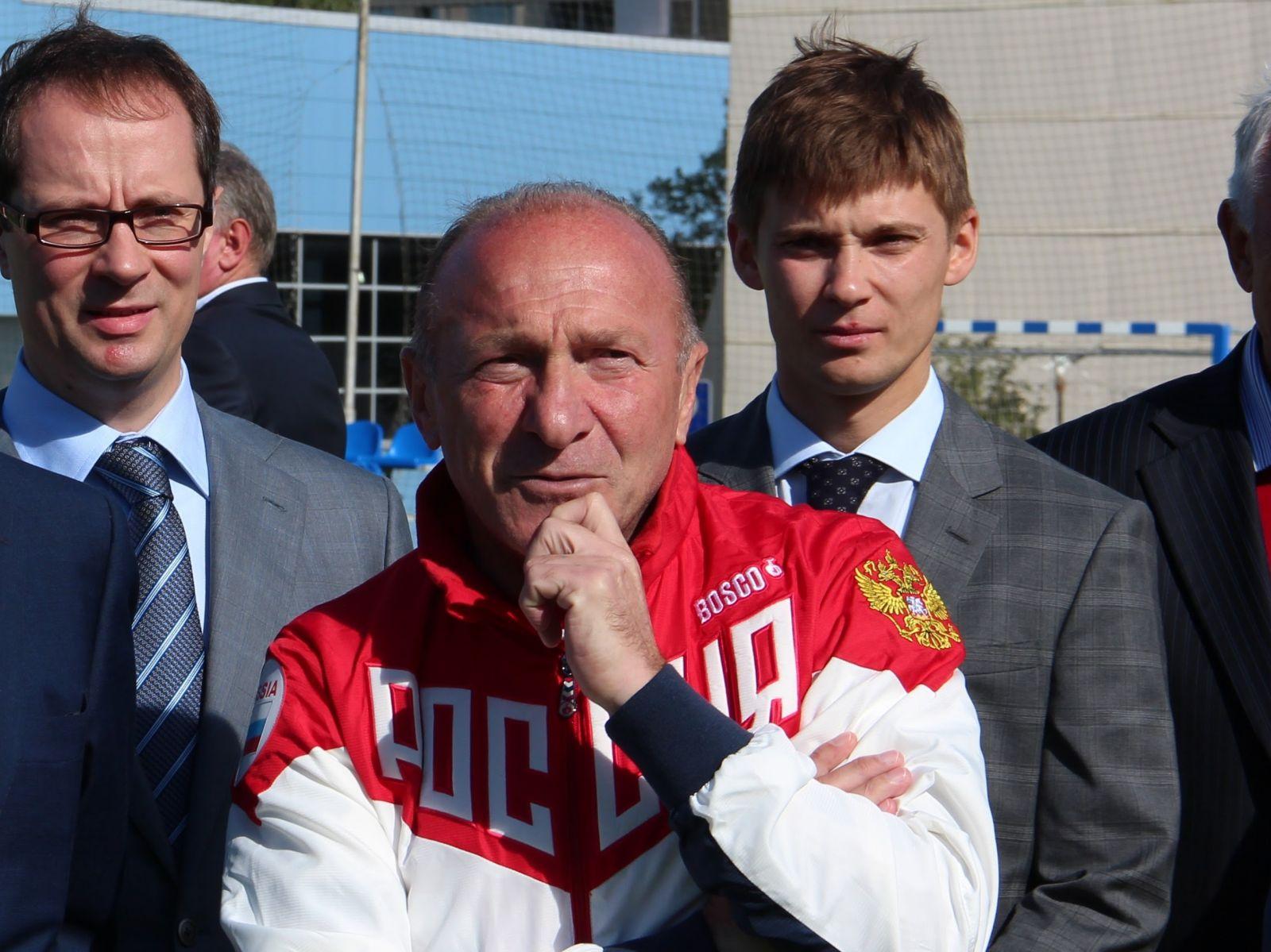 """Автандил Барамидзе: """"Спорт таков, что не всегда сильнейшая команда чемпионата мира становится первой"""""""