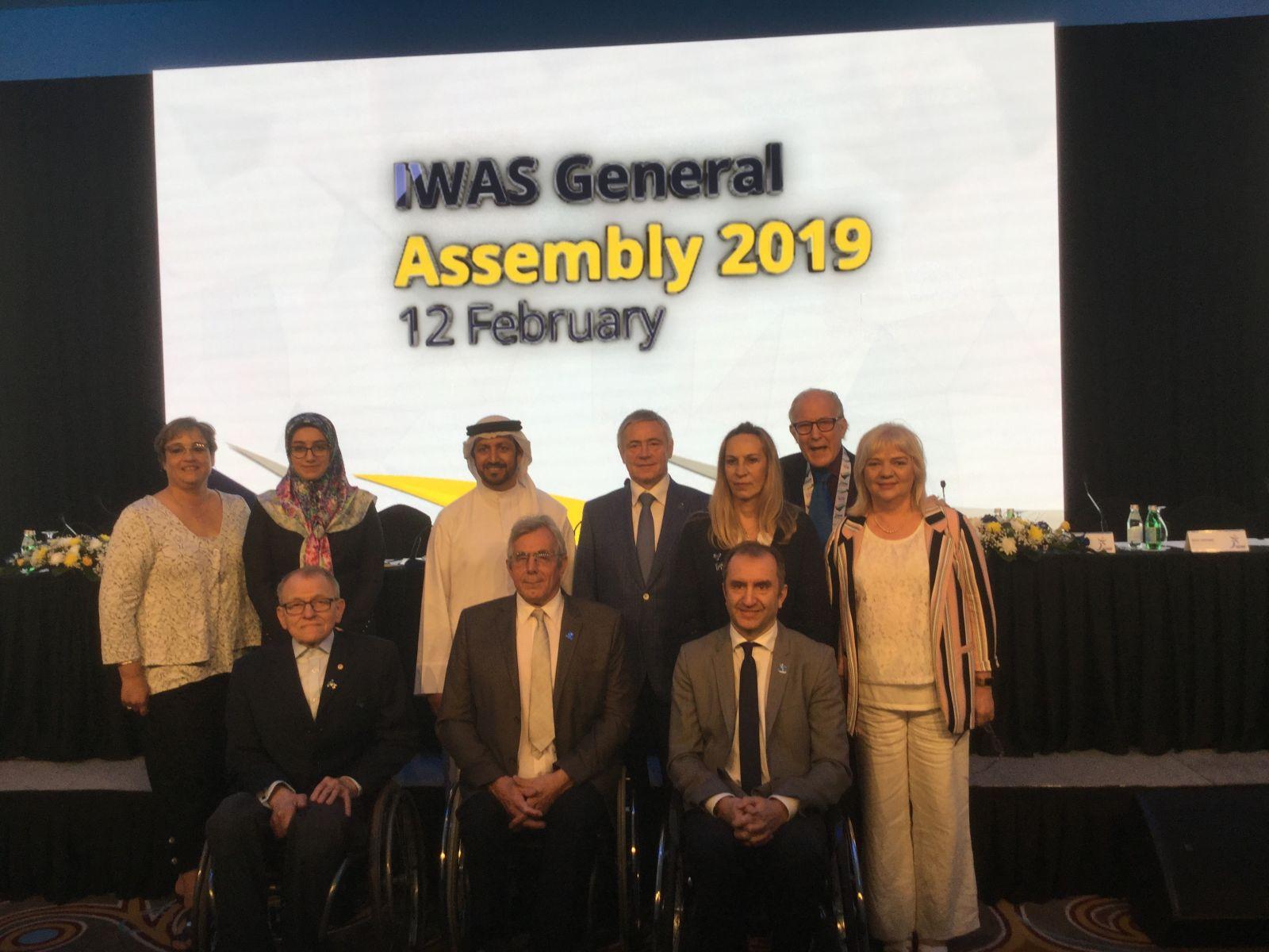 ТАСС: П.А. Рожков: Всемирные игры IWAS 2021 года могут пройти в России