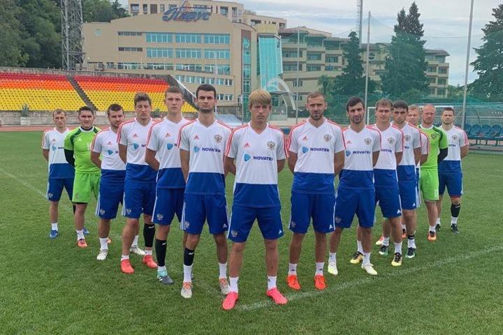 Сборная России встретится с Украиной в финале чемпионата мира по футболу лиц с заболеванием ЦП в Испании