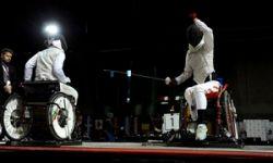 Сборная команда России по фехтованию на колясках завоевала золотую, 5 серебряных и 4 бронзовые медали на этапе Кубка мира в городе Монреале (Канада)