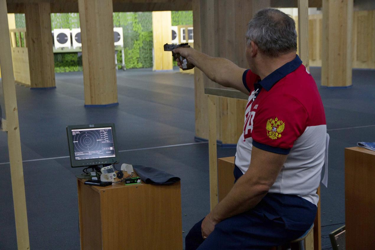 2 российских спортсмена примут участие в Кубке мира по пулевой стрельбе, проводимом Международным паралимпийским комитетом