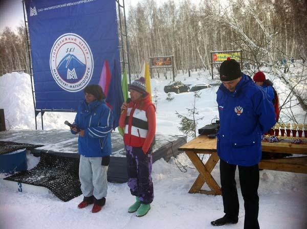 В Магнитогорске прошел открытый Чемпионат и Первенство России среди спротсменов с ПОДА  по горнолыжному спорту