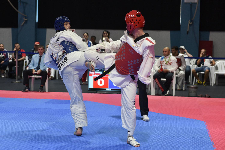 5 золотых, 5 серебряных и 5 бронзовых медалей и второе общекомандное место завоевали российские паратхэквондисты на чемпионате Европы в Болгарии