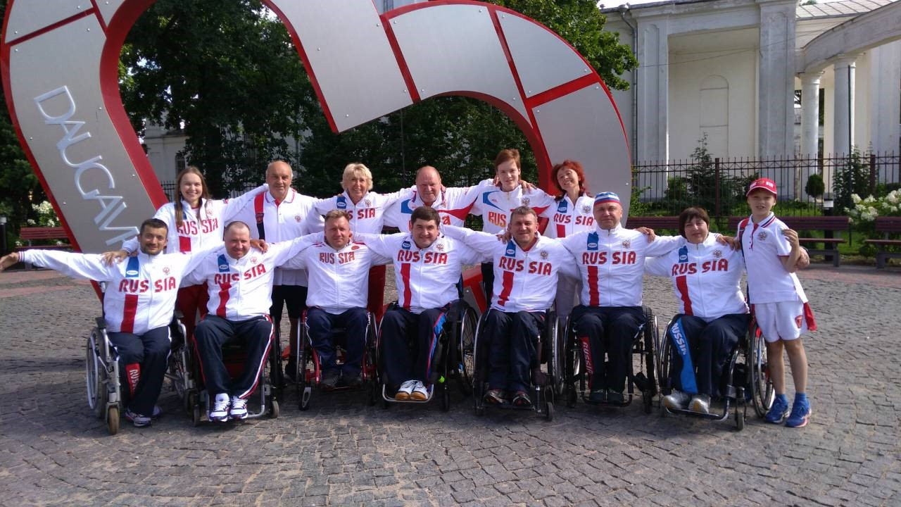 Сборная команда России по спортивному ориентированию завоевала бронзовую медаль на чемпионате мира в Латвии
