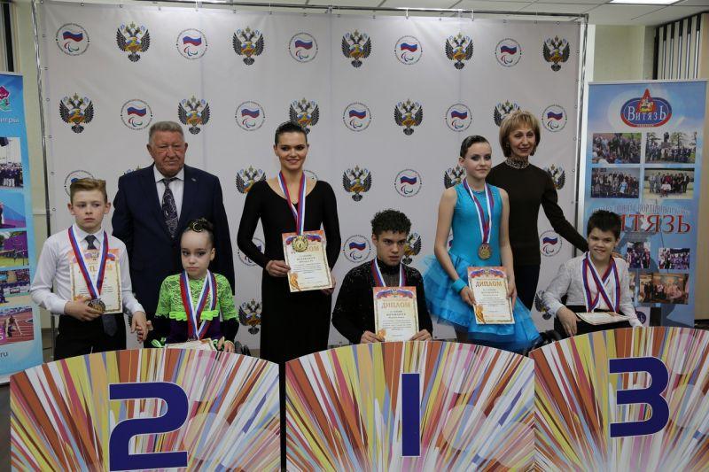 В спортивном зале ПКР завершился первый соревновательный день Традиционного фестиваля паралимпийского спорта «Парафест»