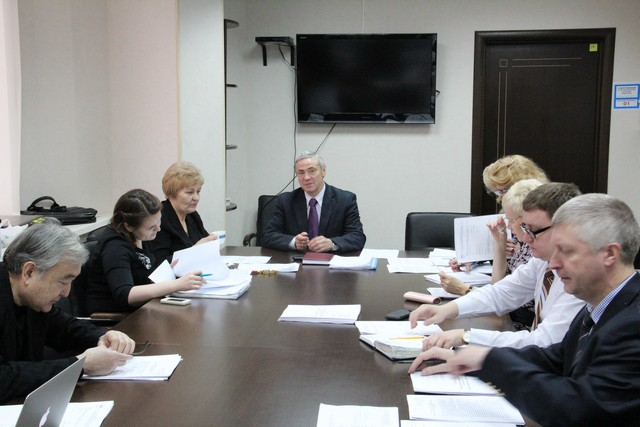 П. А. Рожков в офисе ПКР провел заседание рабочей группы по подготовке и проведению  очередного Отчетно-выборного Паралимпийского собрания, которое состоится 23 апреля 2014 года в г. Подольске (Московская область)
