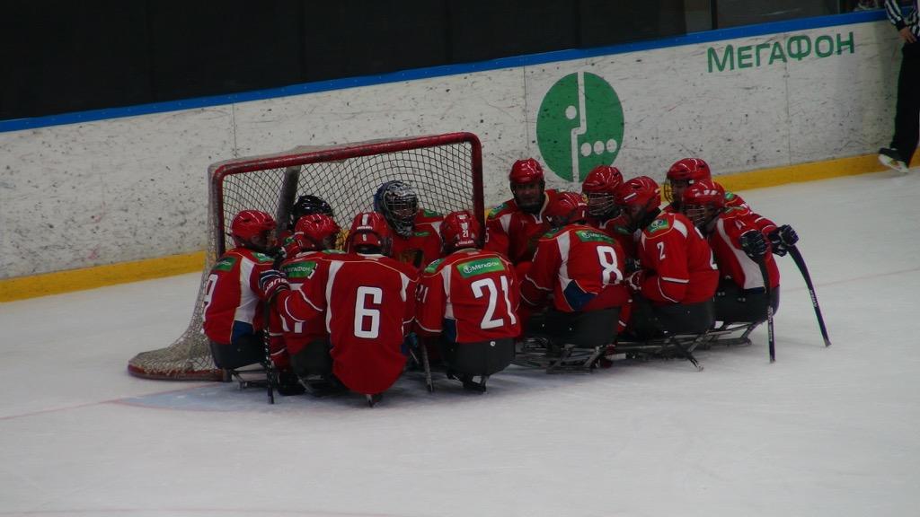 Российские спортсмены в Швеции поспорят за победу в чемпионате Европы по хоккею-следж