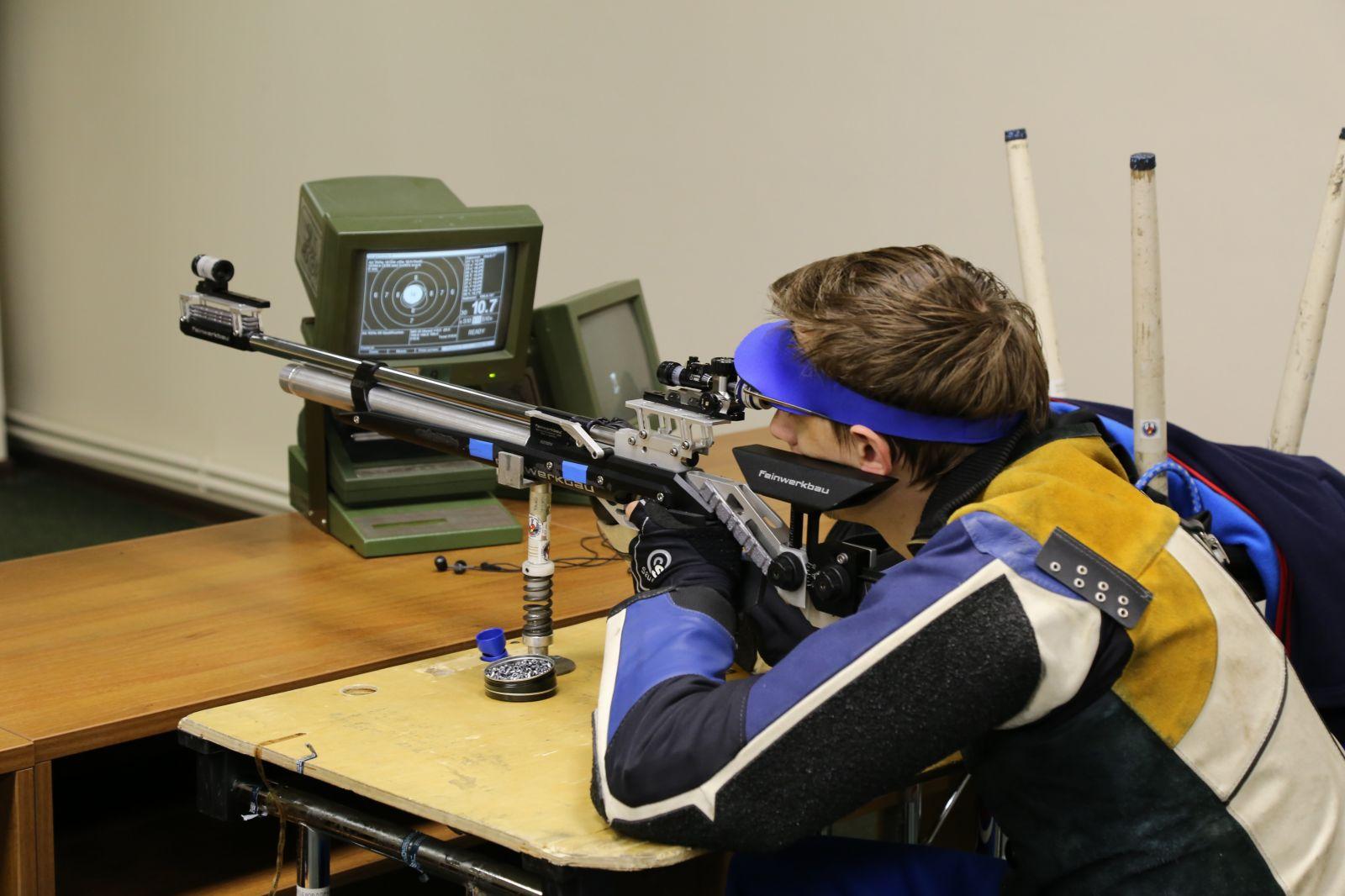 Сборная команда России по пулевой стрельбе спорта лиц с ПОДА примет участие в международных соревнованиях в Германии