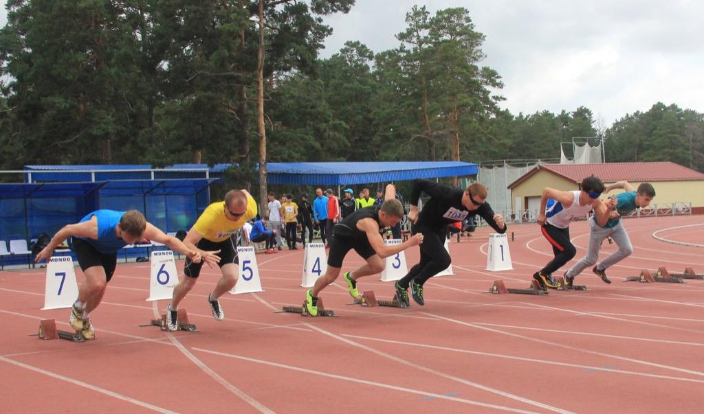 В г. Челябинске завершился чемпионат России по легкой атлетике спорта слепых
