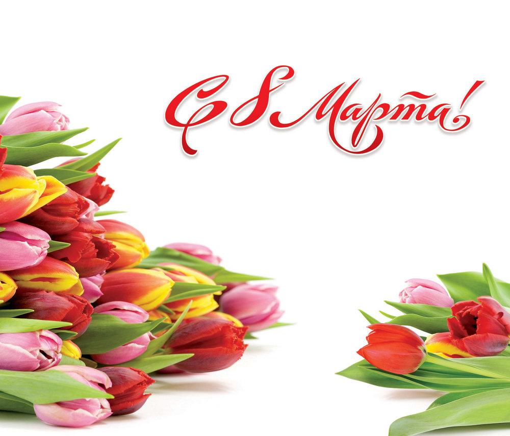 Поздравление президента ПКР В.П. Лукина с Международным женским днем - 8 марта