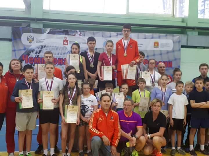 В Пермском крае завершились чемпионат и первенство России по теннису ЛИН