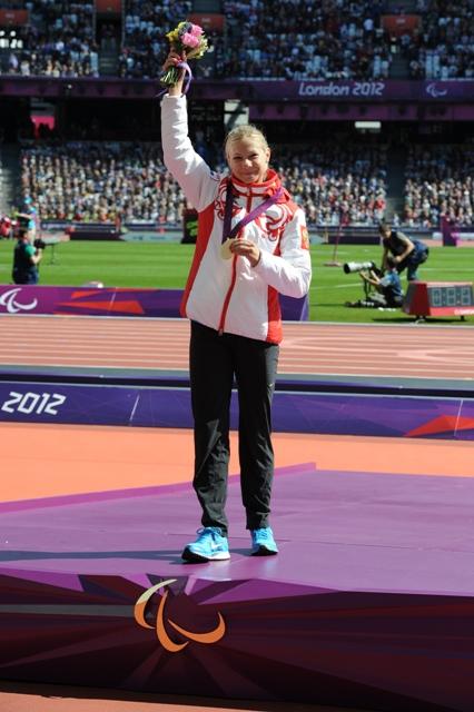 организация паралимпийских игр в лондоне 2012 менее