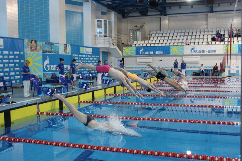 Рекордное количество сборных регионов примут участие в чемпионате и первенстве России по плаванию ЛИН