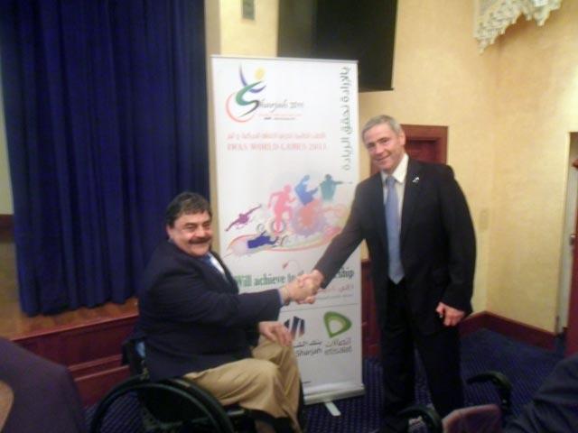 П.А. Рожков принял участие в Генеральной Ассамблее IWAS