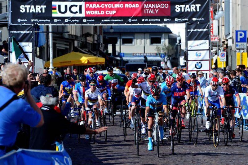 5 медалей завоевали российские спортсмены в первый соревновательный день Кубка мира по велоспорту в Италии