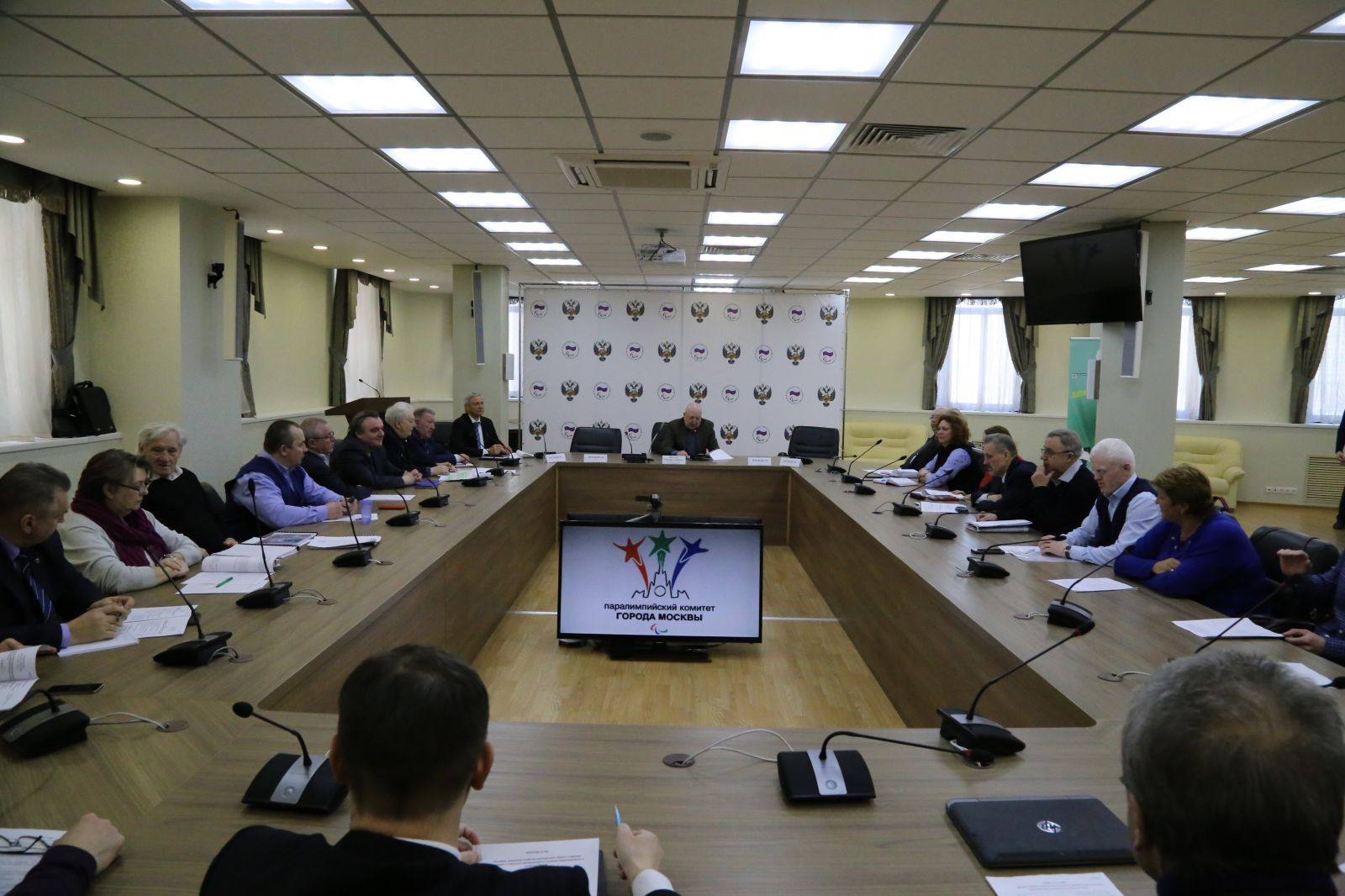 В офисе ПКР состоялось внеочередное общее собрание Московского городского регионального отделения ПКР