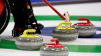 Сборная команда России по керлингу на колясках принимает участие в серии международных турниров