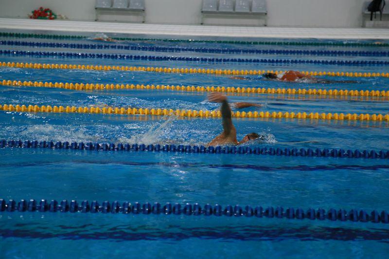 Определены победители и призеры чемпионата и первенства России по плаванию спорта слепых