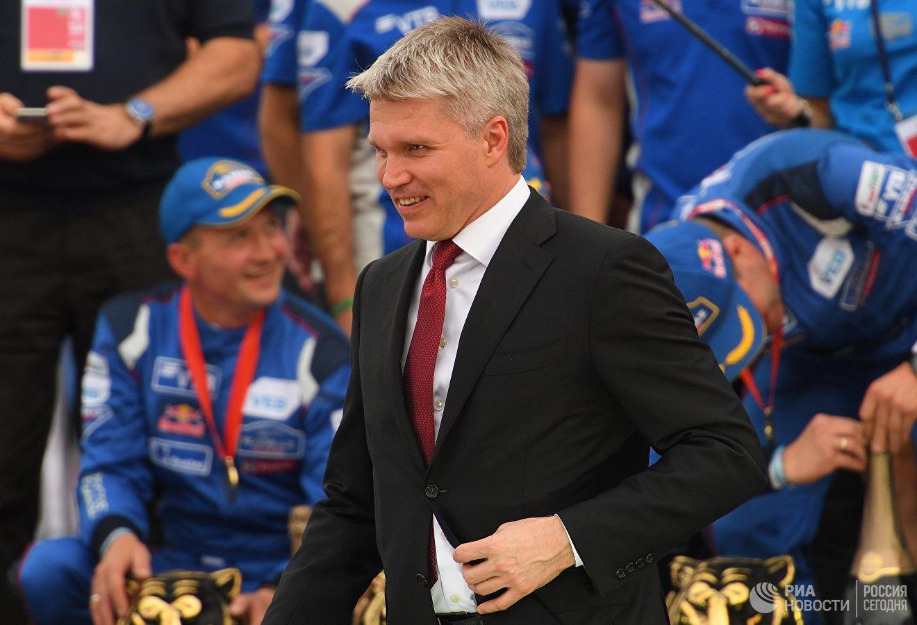 Р-Спорт: Колобков объяснил задержку передачи WADA базы данных московской лаборатории