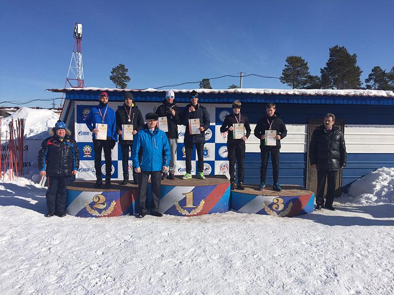 Представители семи регионов стали победителями первенства России по лыжным гонкам и биатлону среди спортсменов с нарушением зрения