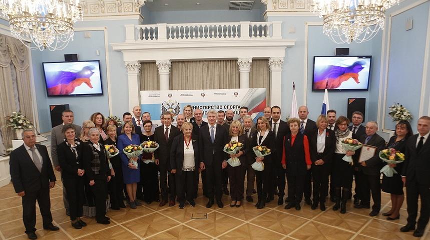 ПКР поздравляет Г.З. Идрисову и А.С. Черноуса с вручением Благодарности Президента Российской Федерации