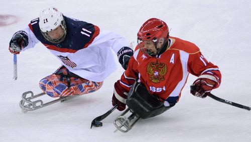 Сборная России по хоккею-следж стала серебряным призером XI Паралимпийских зимних игр в г. Сочи, уступив сборной США с минимальным счетом 1:0