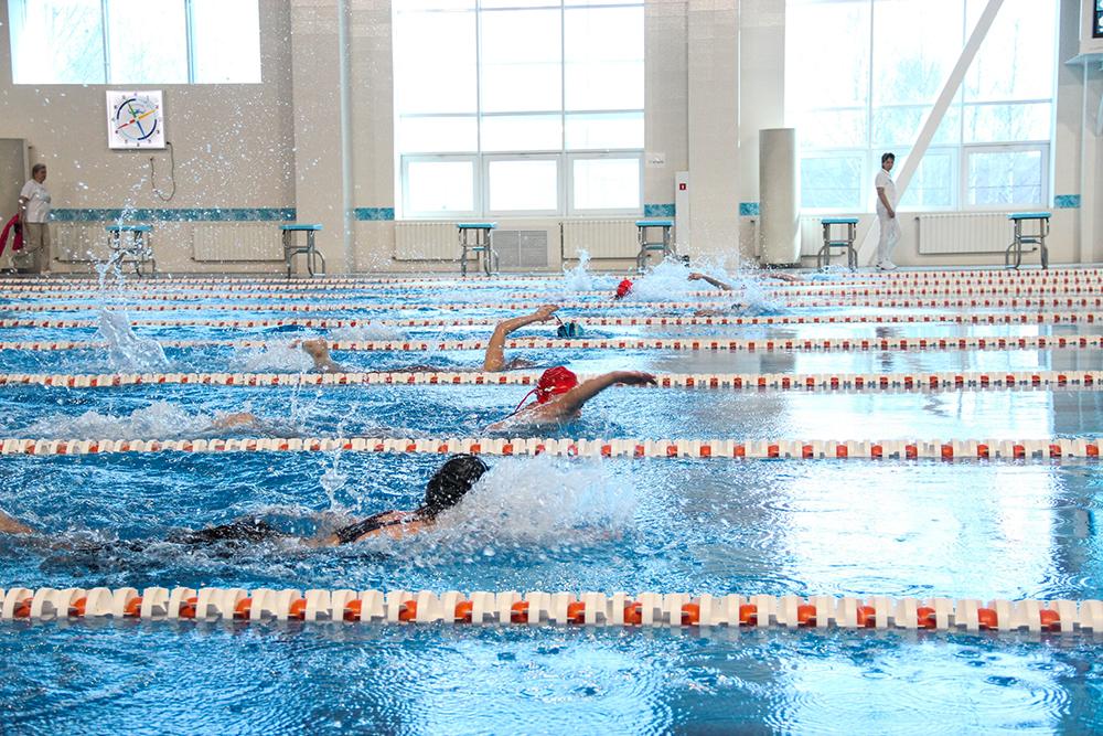 В Кировской области определены сильнейшие пловцы России по спорту лиц с интеллектуальными нарушениями