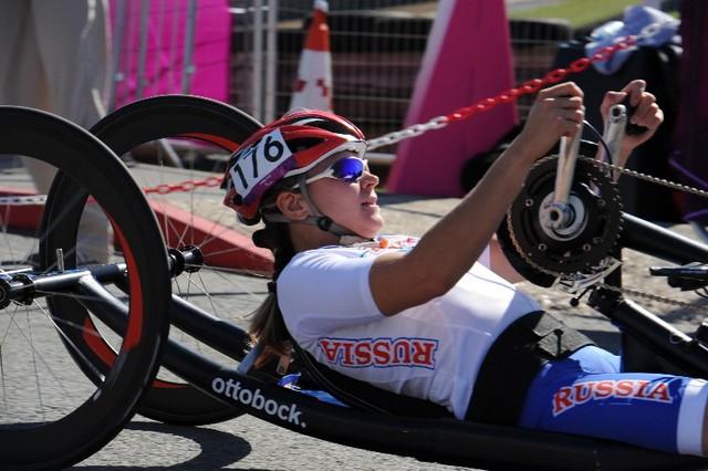 Российские спортсмены завоевали 3 серебряные медали на чемпионате мира по велоспорту среди спортсменов с поражением опорно-двигательного аппарата и спорта слепых в Канаде
