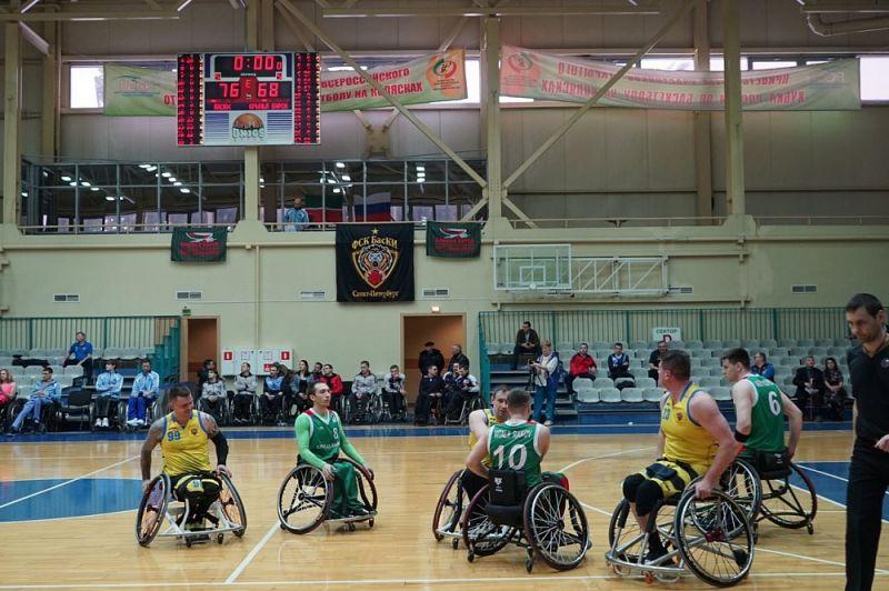 Сборная России по баскетболу на колясках станет участником мероприятий международного турнира в Словении, посвященного памяти героев Первой мировой войны