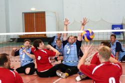 Мужская сборная Свердловской области стала чемпионом России по волейболу сидя спорта лиц с ПОДА