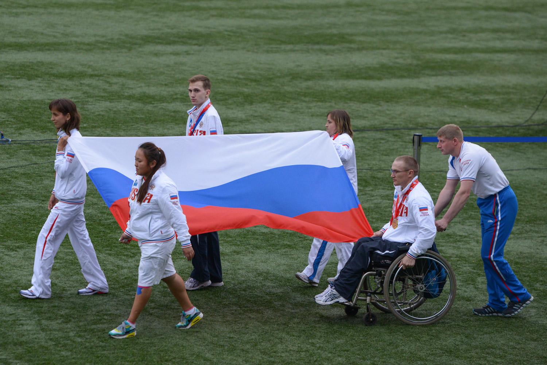 Состоялось торжественное закрытие Всемирных игр Международной спортивной федерации колясочников и ампутантов IWAS 2015 года в Сочи!