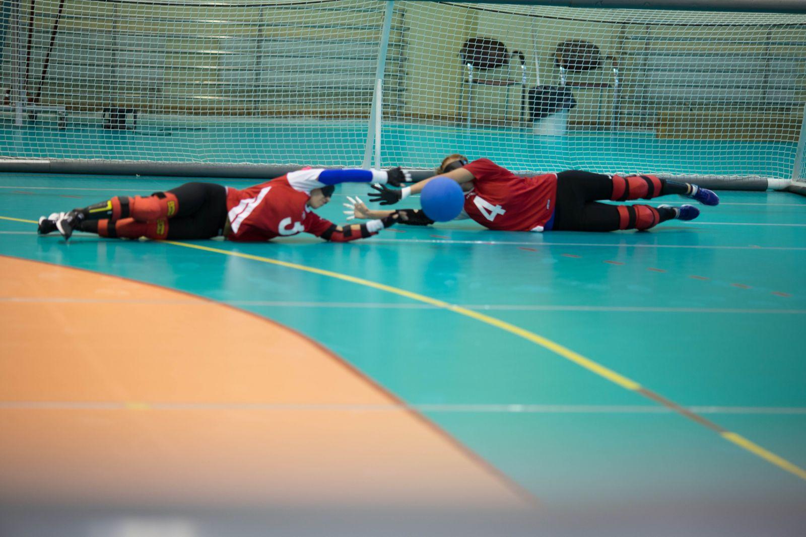В Раменском стартовал чемпионат России по голболу спорта слепых