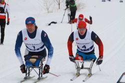 Сборная команда России по лыжным гонкам и биатлону спорта лиц с ПОДА и спорта слепых завоевала 7 медалей на стартовавшем 3-м этапе Кубка мира в Норвегии