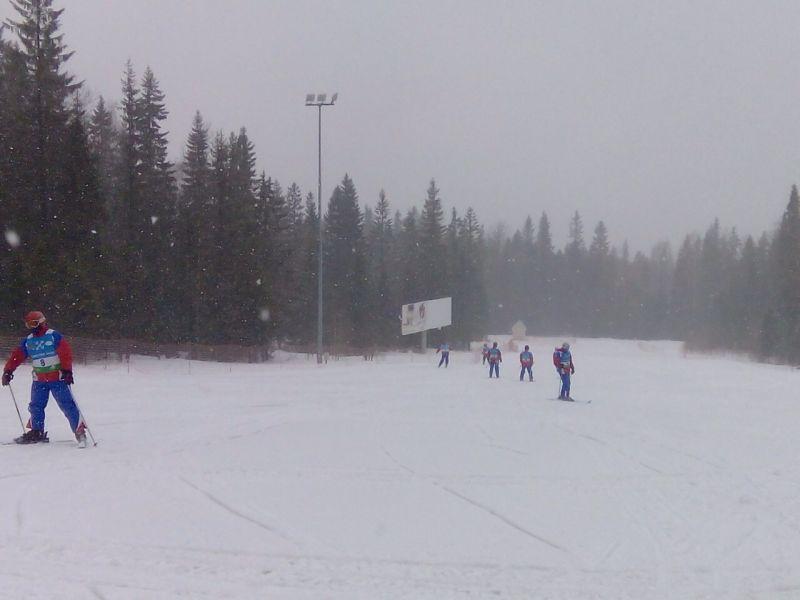 В Свердловской области стартовали чемпионат и первенство России по горнолыжному спорту ЛИН