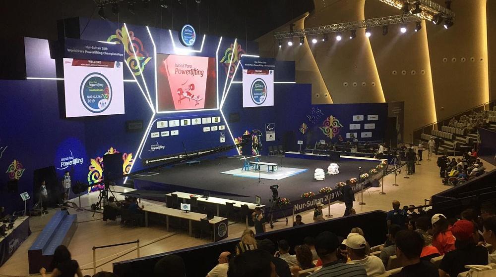 В Казахстане завершился 4 день чемпионата мира по пауэрлифтингу спорта лиц с ПОДА