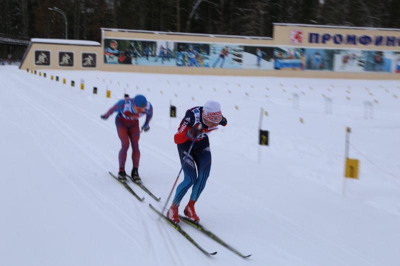 В г. Пересвете завершились чемпионат и первенство России по лыжным гонкам и биатлону спорта лиц с ПОДА