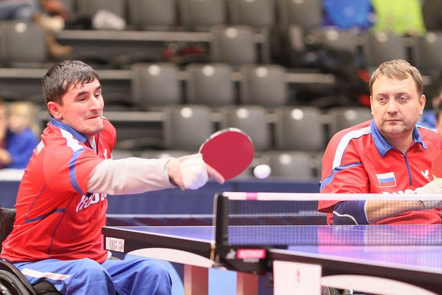 Россияне завоевали 3 золотые, 1 серебряную и 7 бронзовых медалей на чемпионате Европы по настольному теннису спорта лиц с ПОДА и интеллектуальными  нарушениями
