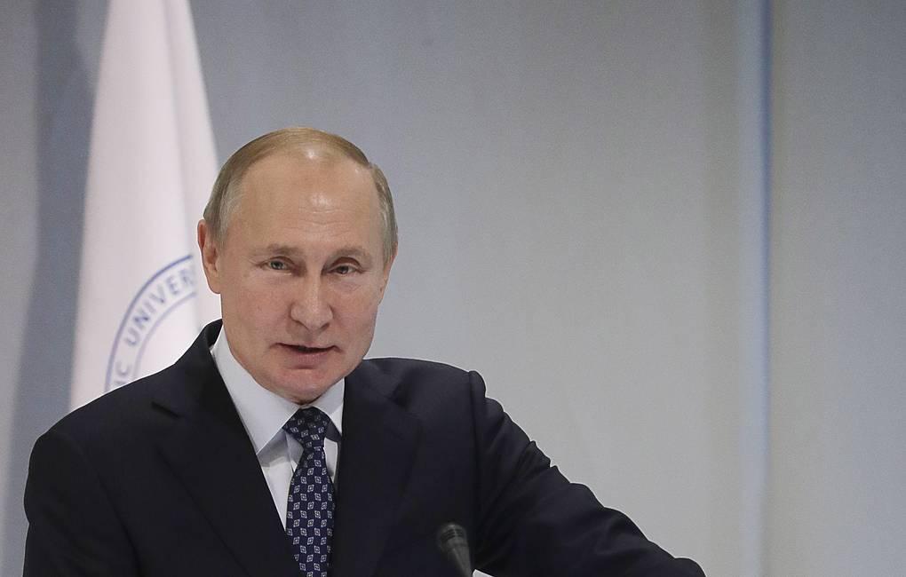 ТАСС: Путин высказался за развитие в России паралимпийского движения и массового спорта