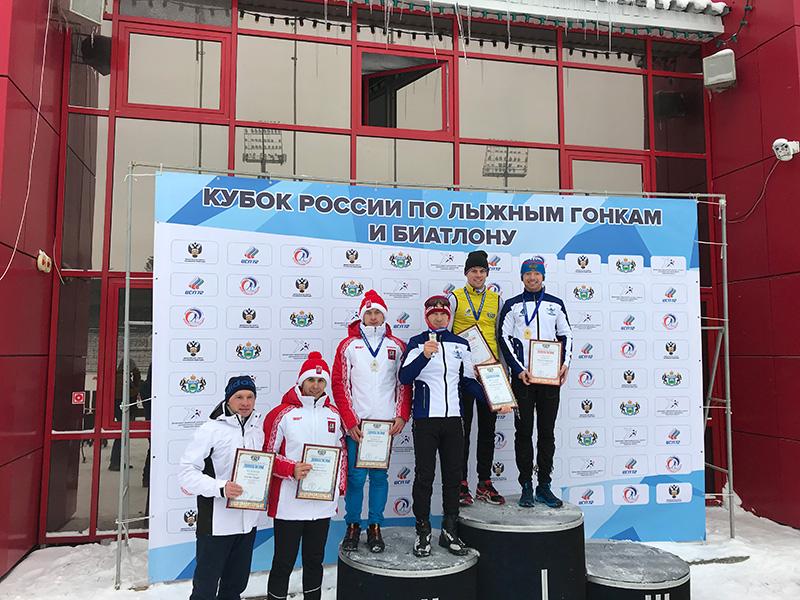 В Тюмени завершился Кубок России по лыжным гонкам и биатлону спорта слепых