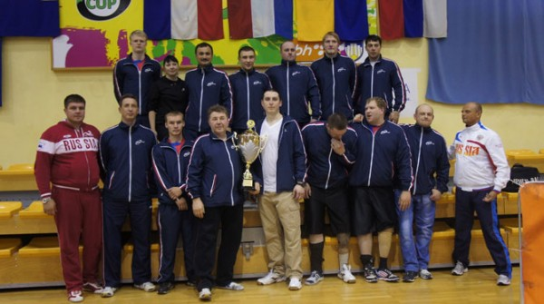 С 24 по 26 мая в г. Сараево (Босния и Герцеговина) прошел международный турнир по волейболу сидя Sarajevo Open 2013 среди мужских сборных команд