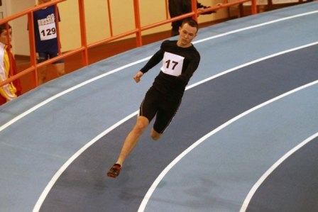 В  г. Новочебоксарск (Чувашская Республика) завершились Всероссийские спортивные соревнования по легкой атлетике в закрытом помещении среди спортсменов с поражением опорно-двигательного аппарата