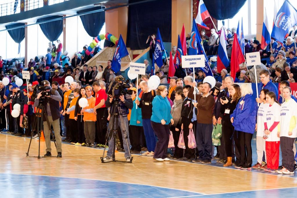 В Пермском крае проходит V Паралимпийский фестиваль, посвященный 70-летию Победы в Великой Отечественной войне 1941-1945 гг.
