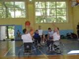 Сборная команда России по баскетболу на колясках заняла первое место  на международном турнире в Словении