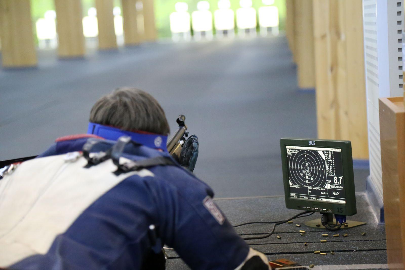 Спортсмены из шести регионов страны стали чемпионами России по пулевой стрельбе спорта лиц с ПОДА в Казани