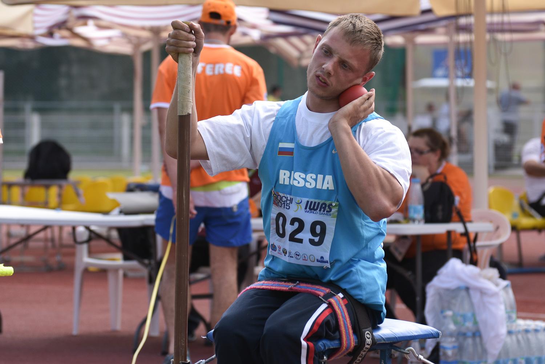 Легкоатлеты сборной России в среду выиграли 12 золотых, 10 серебряных и 7 бронзовых медалей на Всемирных играх IWAS в Сочи