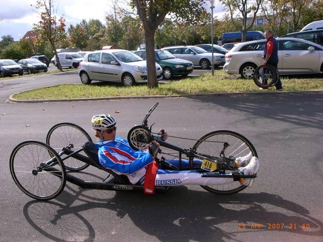 В Роскилде прошел  первый день Чемпионата Мира по велоспорту (шоссе)