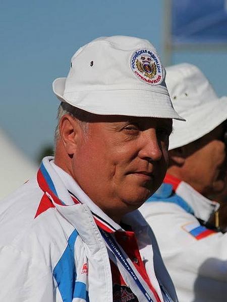 Старший тренер сборной команды России по стрельбе из лука спорта лиц с ПОДА В.Н. Сапунов: Российские спортсмены по праву одни из сильнейших в мире